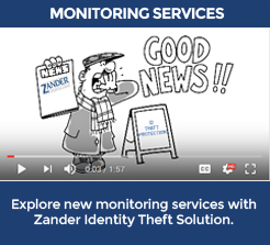 Identity theft protection zander insurance group for Zander credit protection