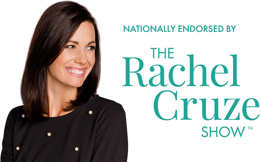 Nationally Endorsed by the Rachel Cruze Show