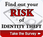 at risk for idtheft ad